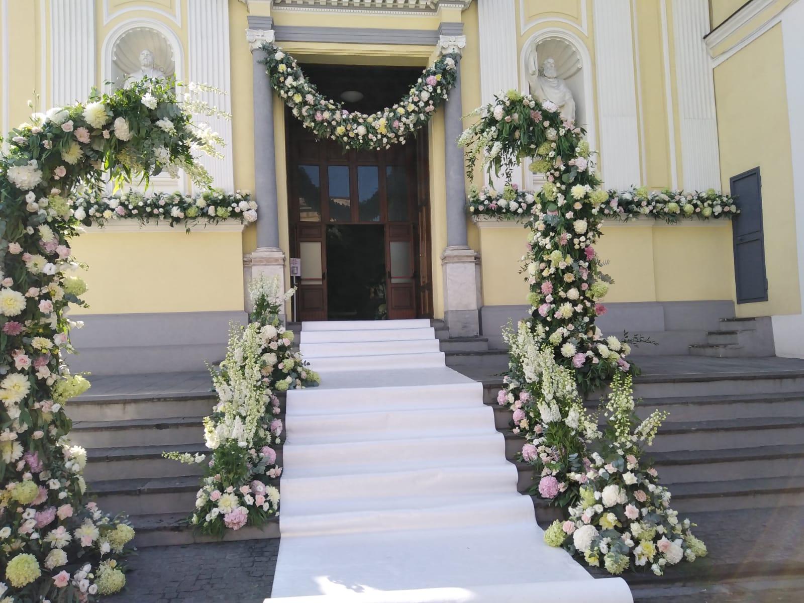 Allestimenti Matrimoni Garofalo Creazioni (1)