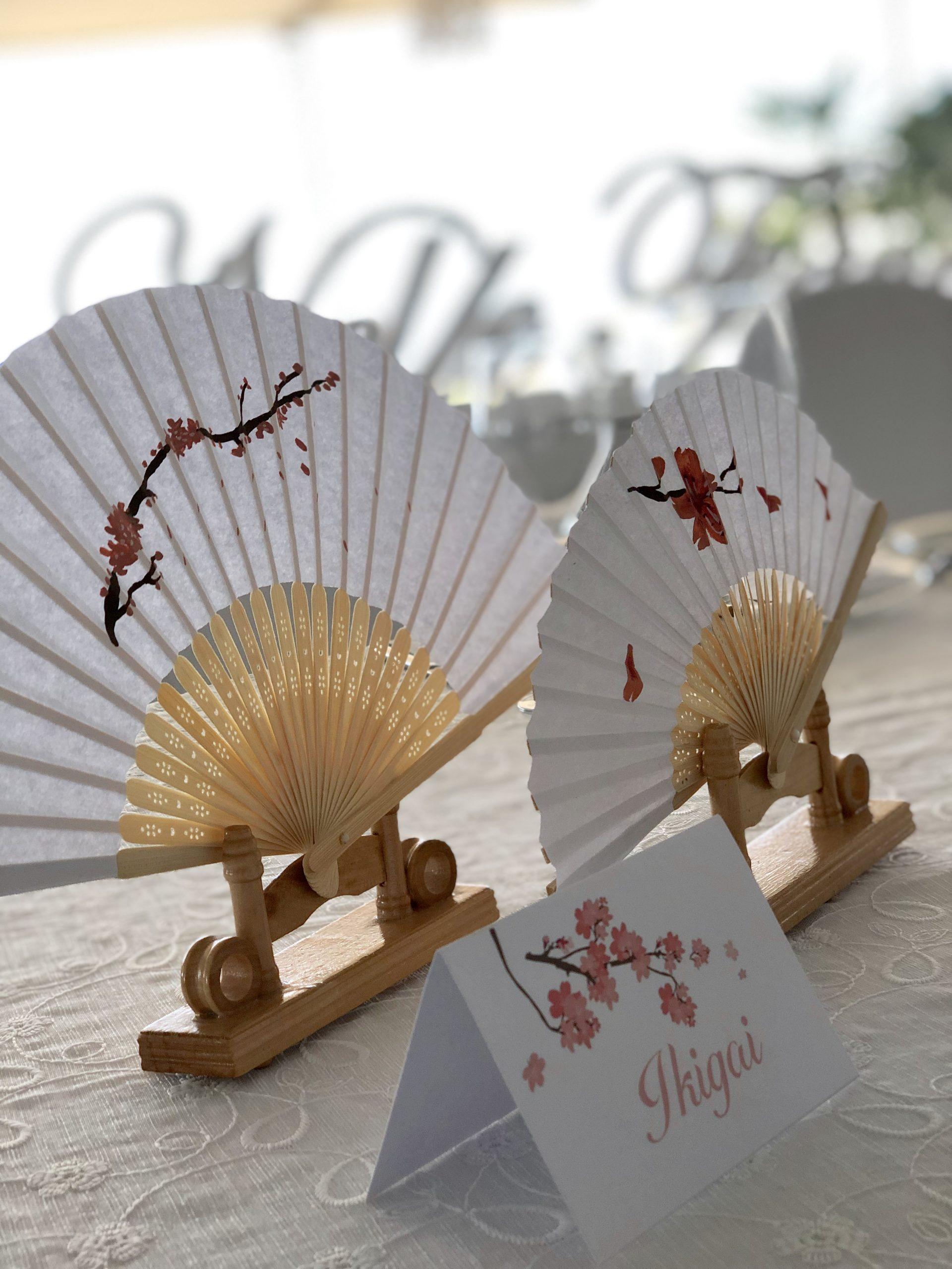 Allestimenti matrimonio Tema Giappone Garofalo Creazioni (1)