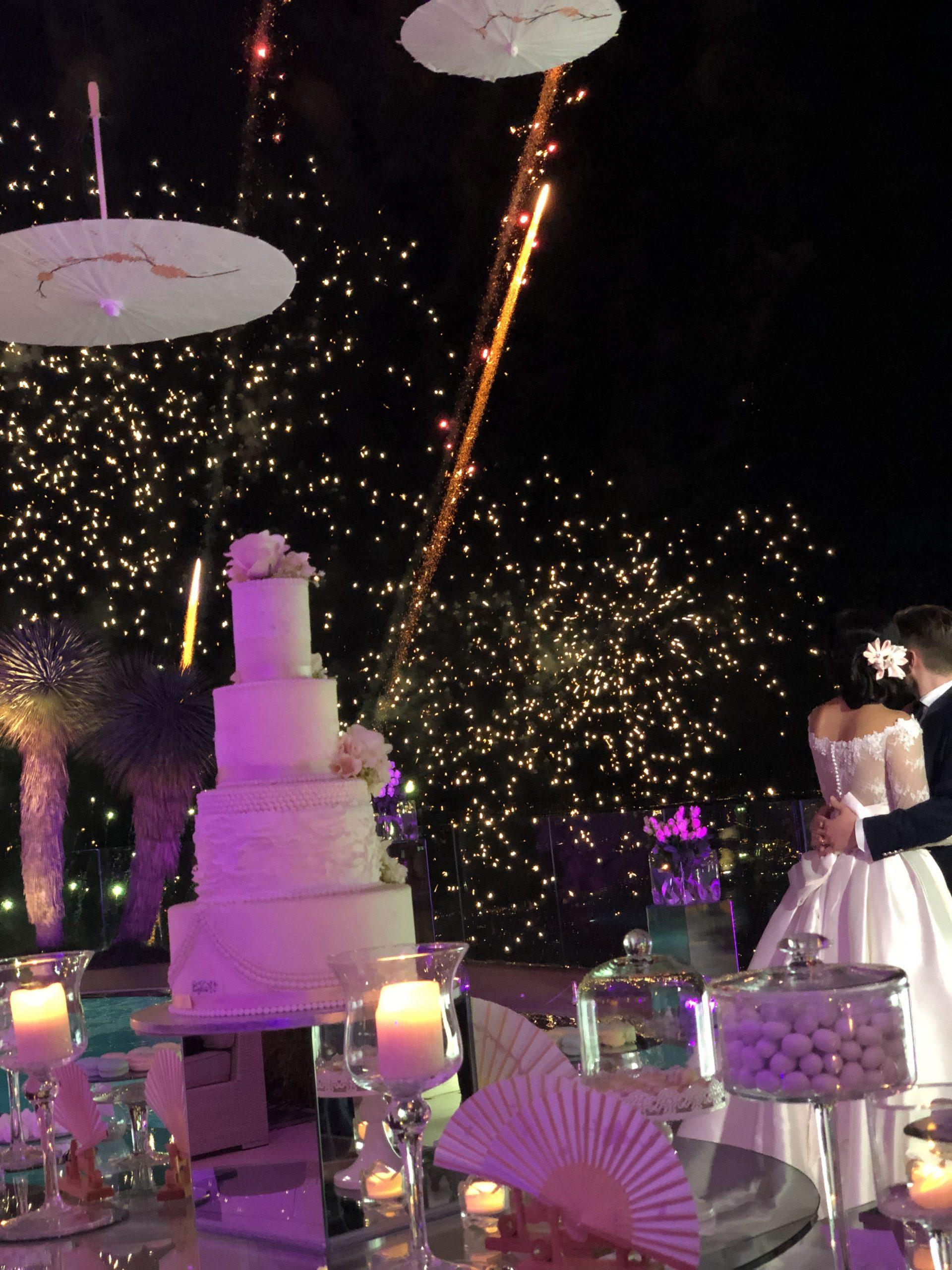 Allestimenti matrimonio Tema Giappone Garofalo Creazioni (10)
