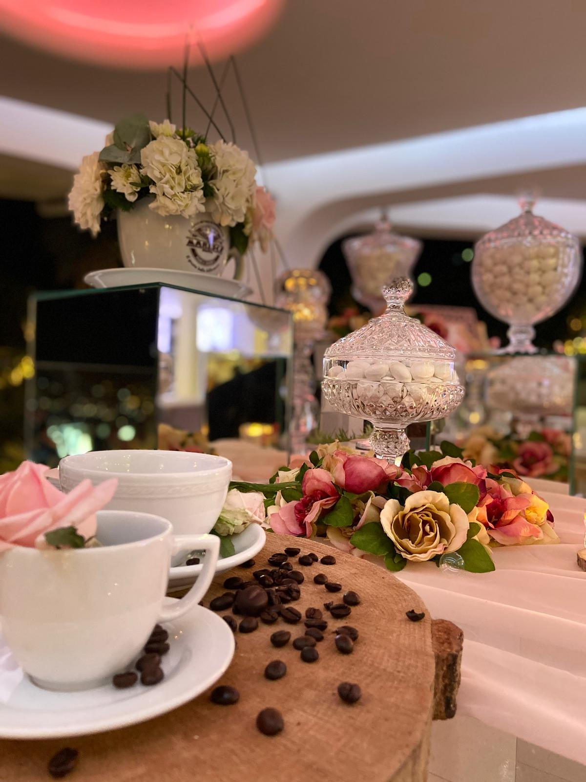 Tema caffè Garofalo Creazioni